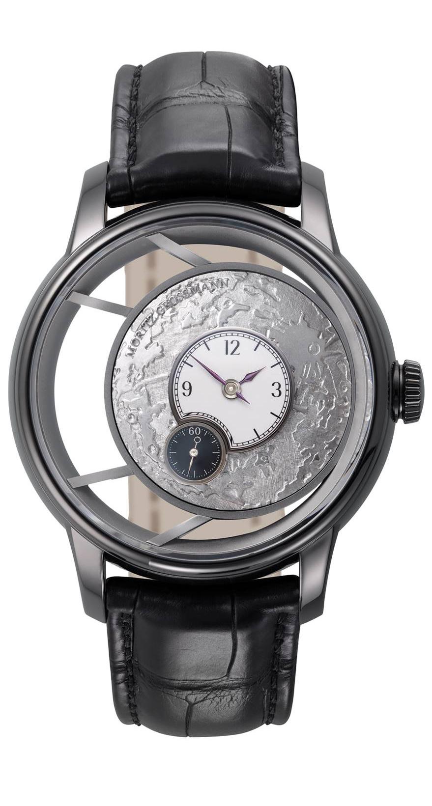Abbildung von der Special Edition Uhr aus der Benu